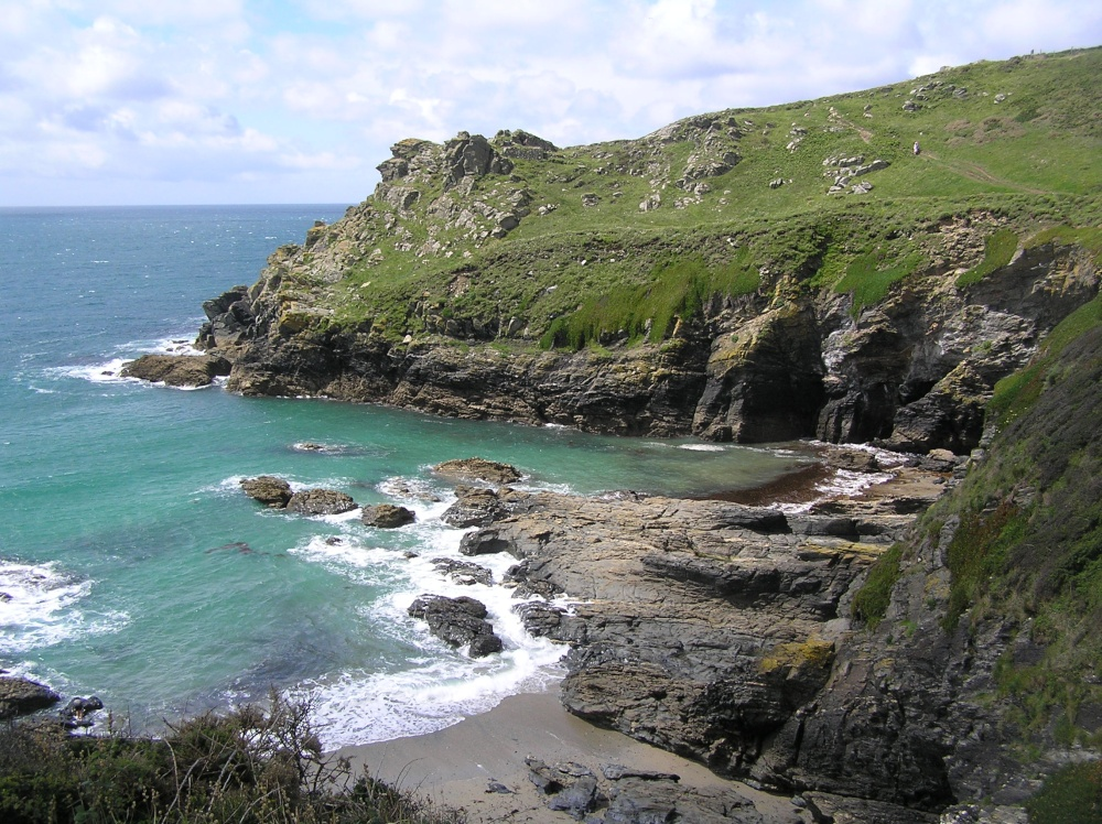 Quot Piskies Cove Near Helston Cornwall Quot By Hilary Hoad At