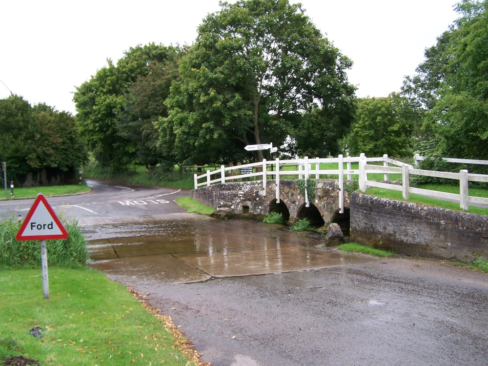 Ford in Tarrant Monkton, Dorset