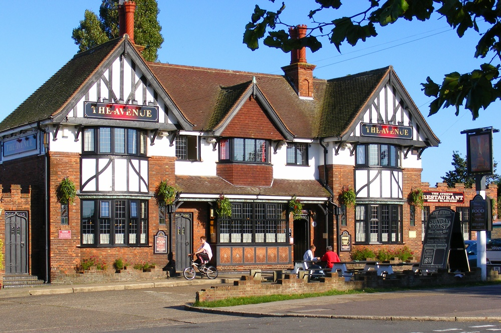 The Avenue Public House Great Yarmouth Norfolk By Ian Gedge At