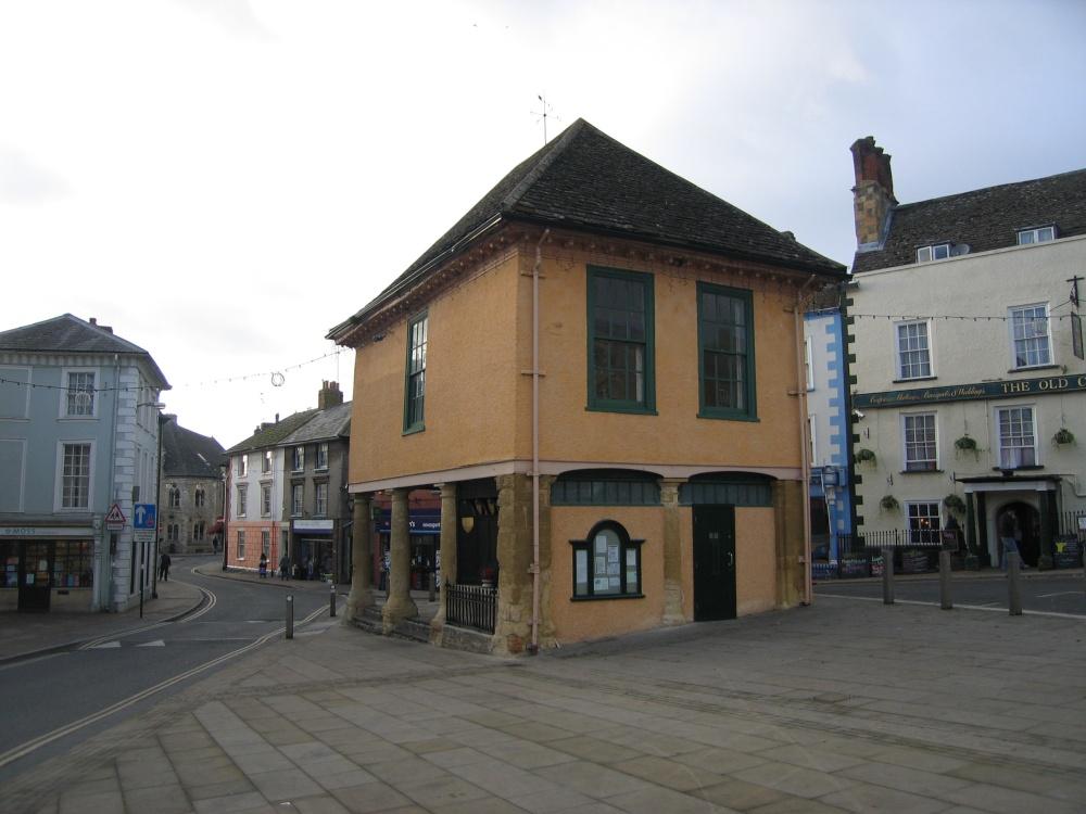 faringdon town hall by poe at