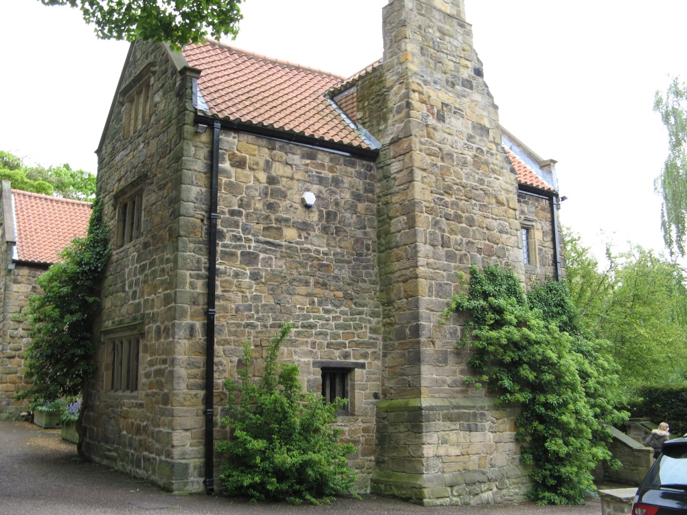 Washington Old Hall. Washinton, Tyne and Wear.