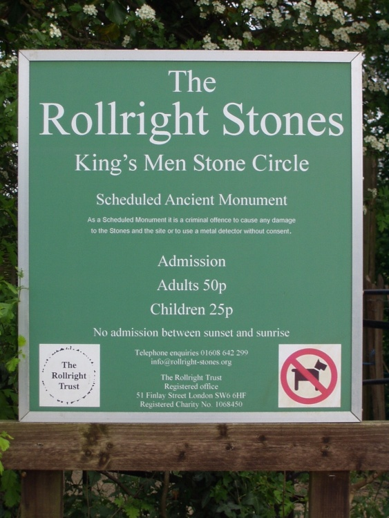 Rollright Stones, Oxfordshire, England - Mother nature ... |Rollright Stones Oxfordshire