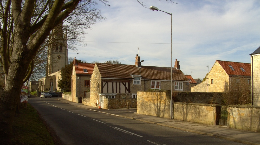 Village St, Laughton en le Morthen, South Yorkshire