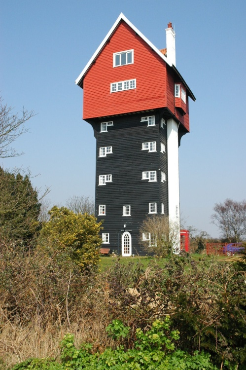 Quot House In The Clouds Thorpeness Suffolk Quot By Roses At