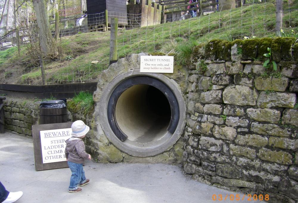chatsworth house the adventure playground decision
