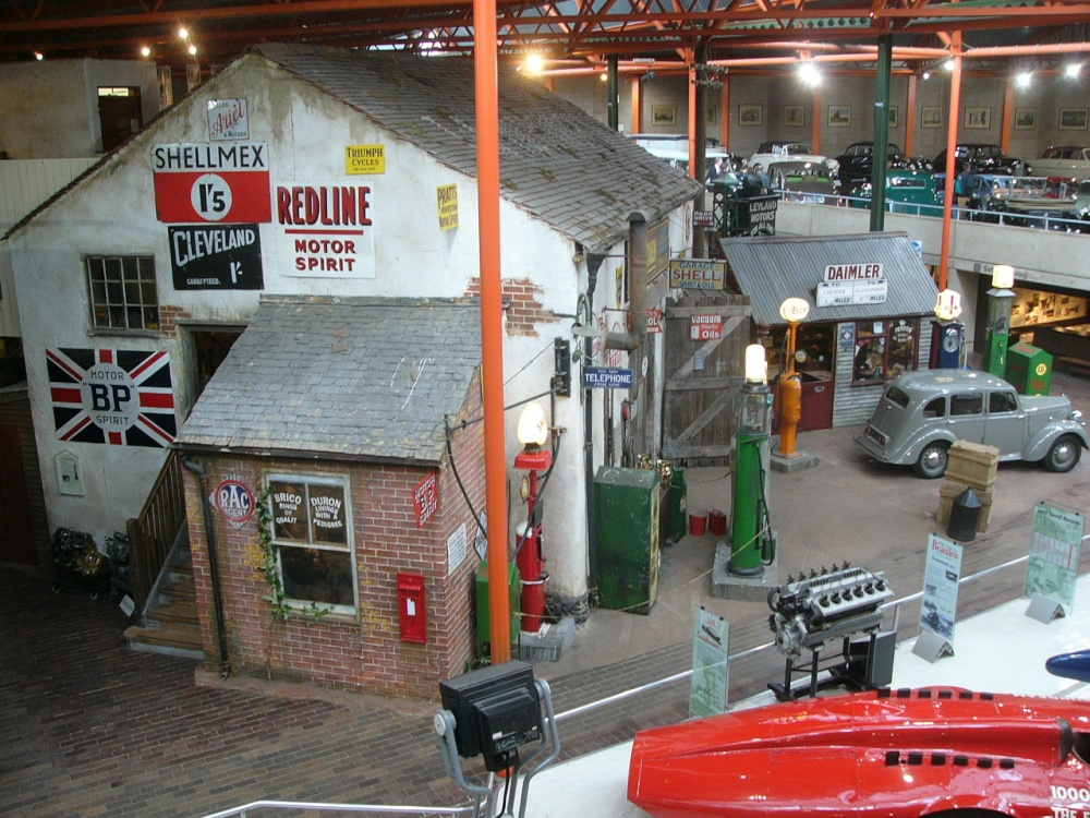 Beaulieu National Motor Museum By Bpeters At