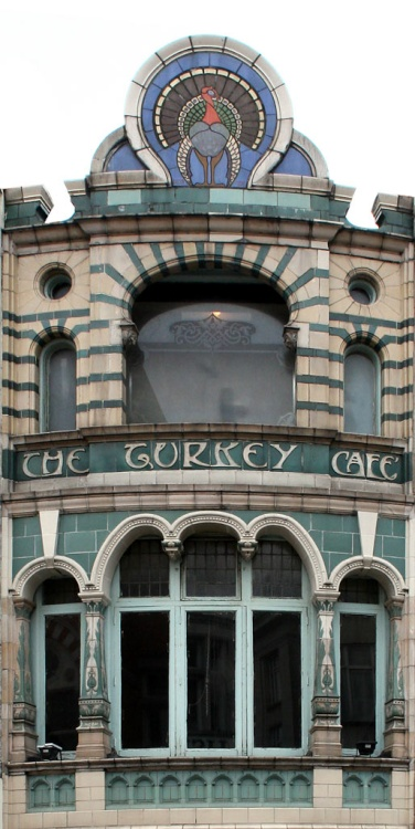 Quot The Turkey Cafe Leicester Quot By Mark Corby At