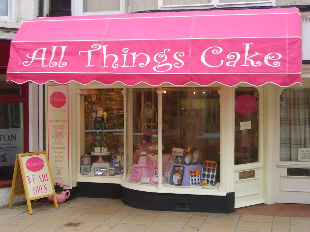 Cake Shop Cromer