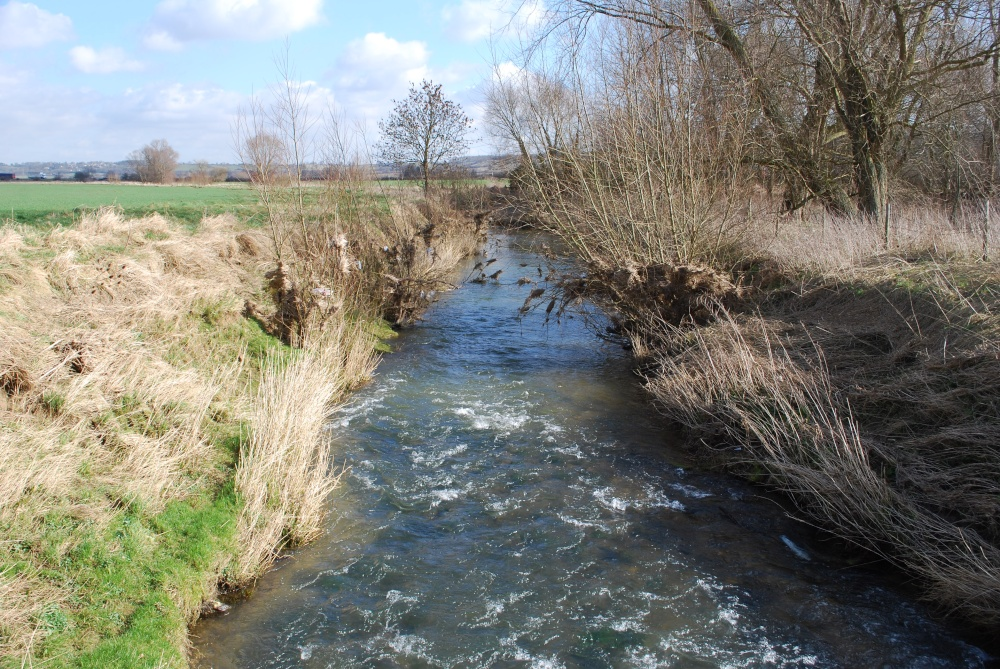 River Welland near Great Easton