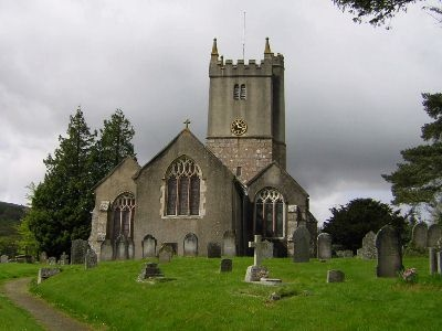 North Bovey Church