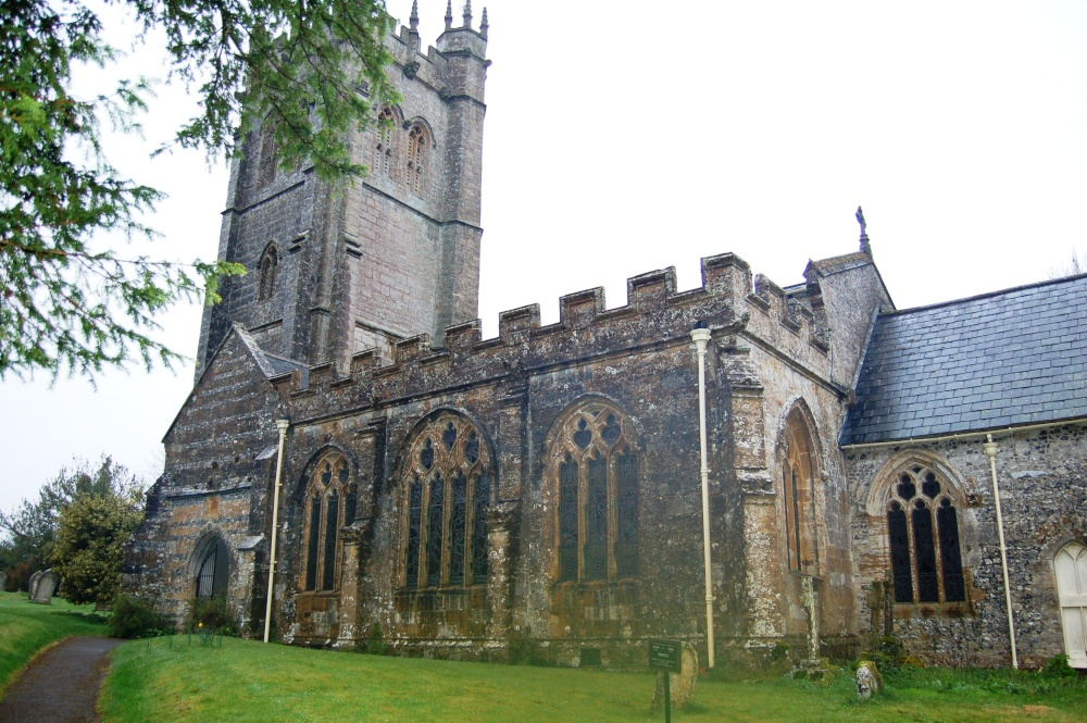 Church at Piddletrenthide