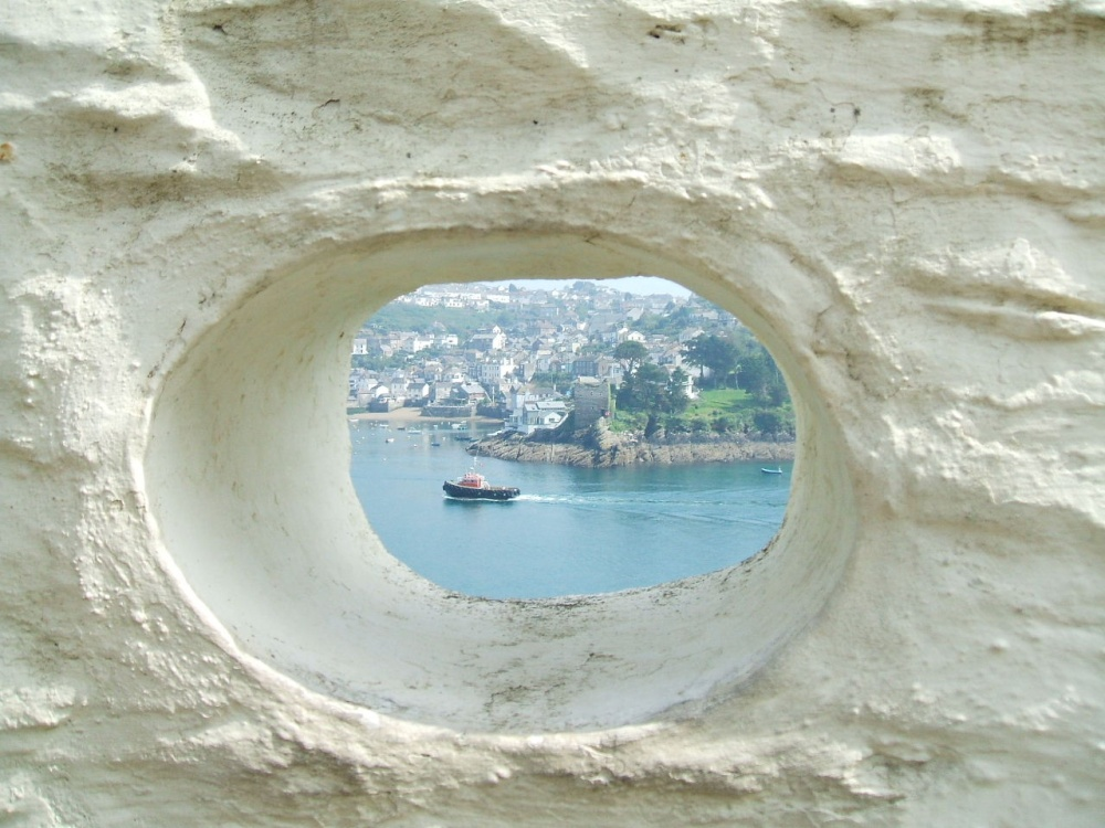 Boat in a hole