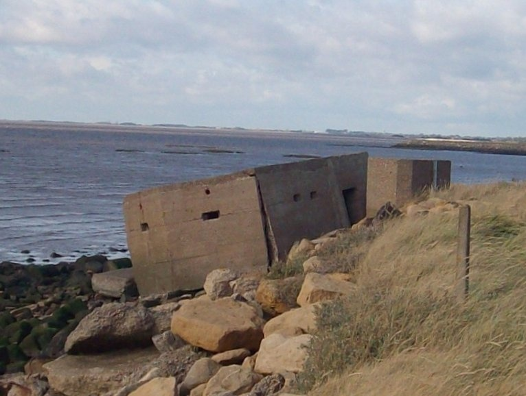 Wartime pillbox