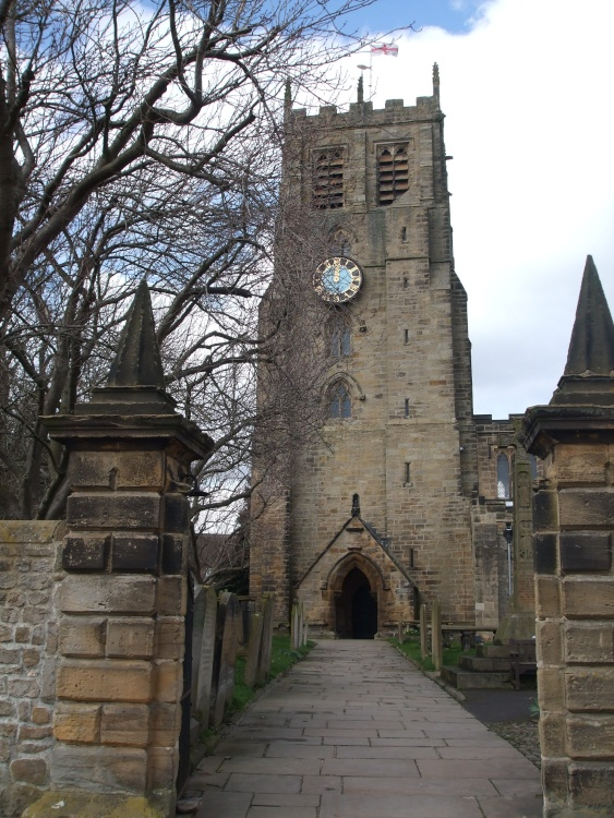 St. Gregory's Church, Bedale, North Yorkshire