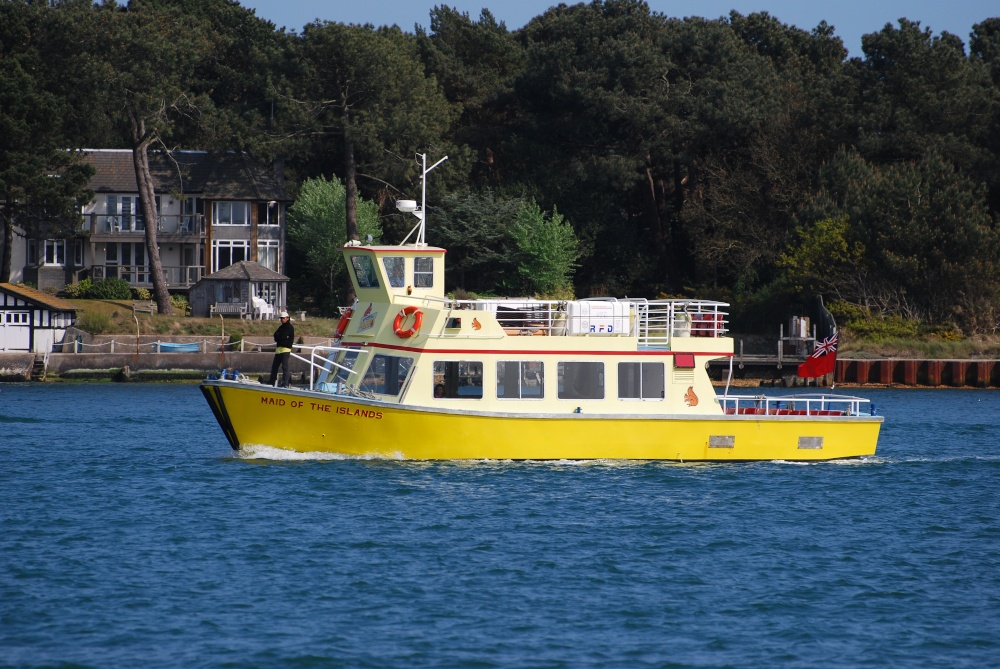 Quot Brownsea Island Ferry Quot By Jez Taylor At Picturesofengland Com
