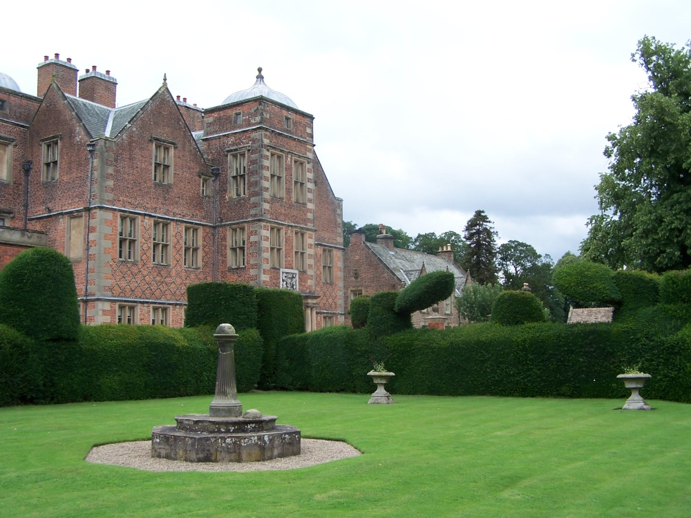 Kiplin Hall, Scorton, North Yorkshire