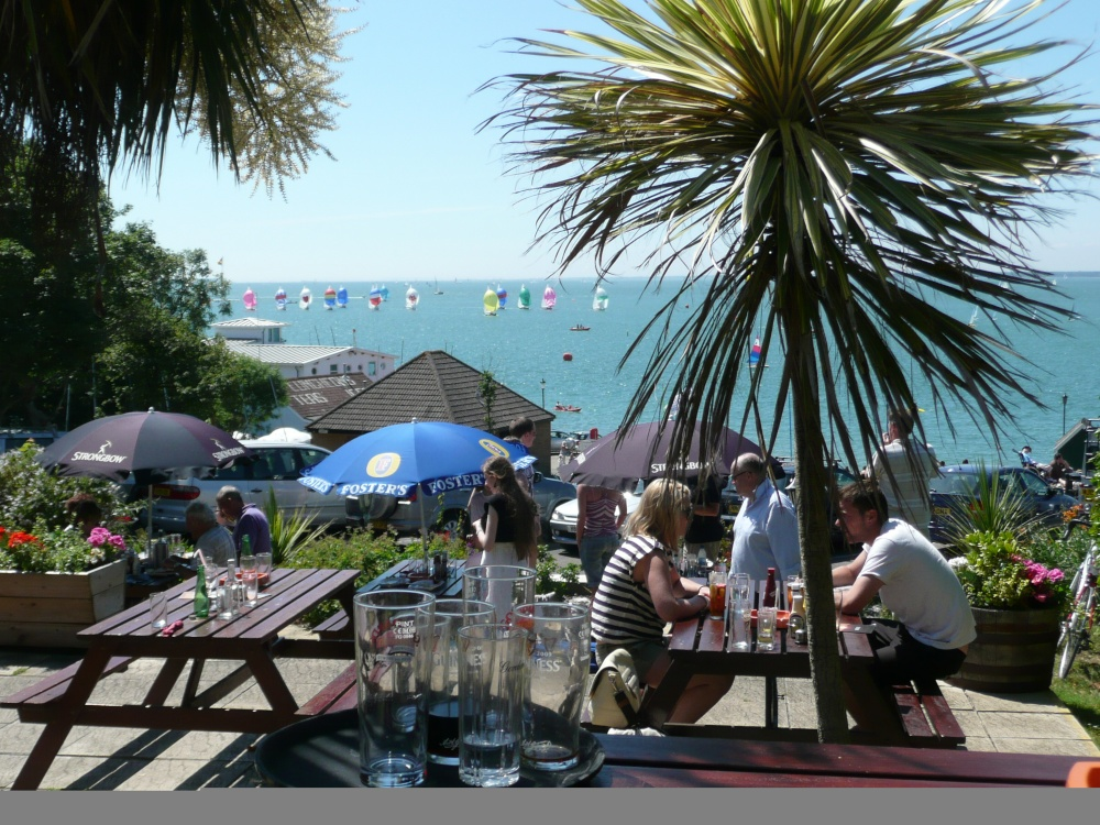 A picture of Cowes
