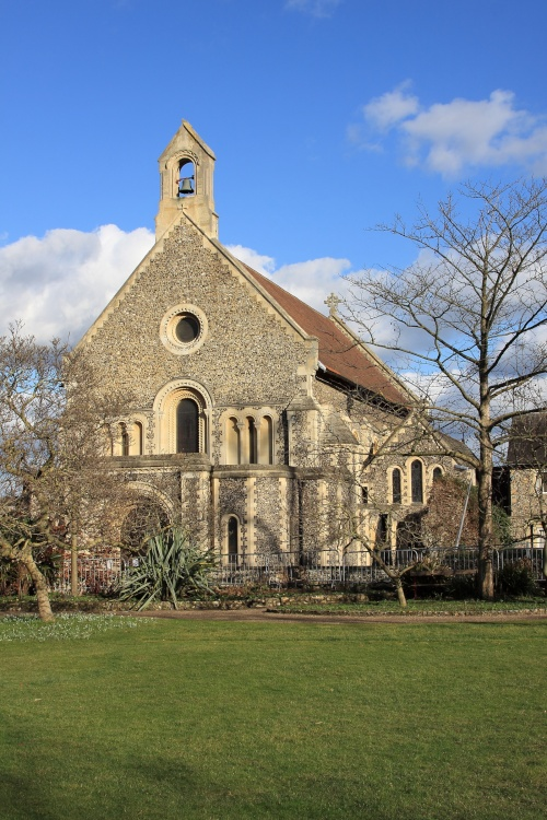St James' Church, Reading