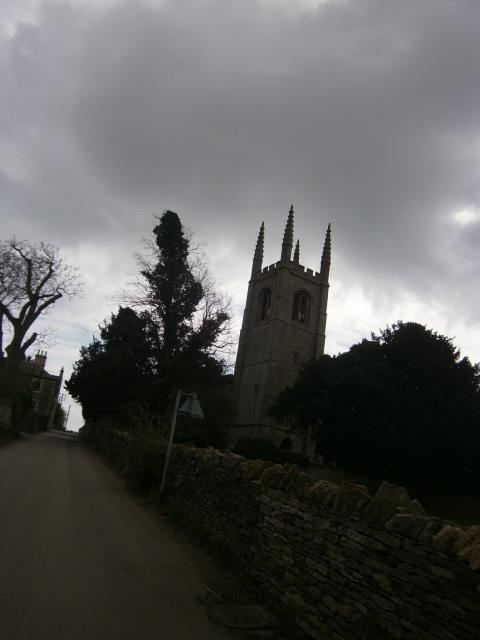 Collyweston Church