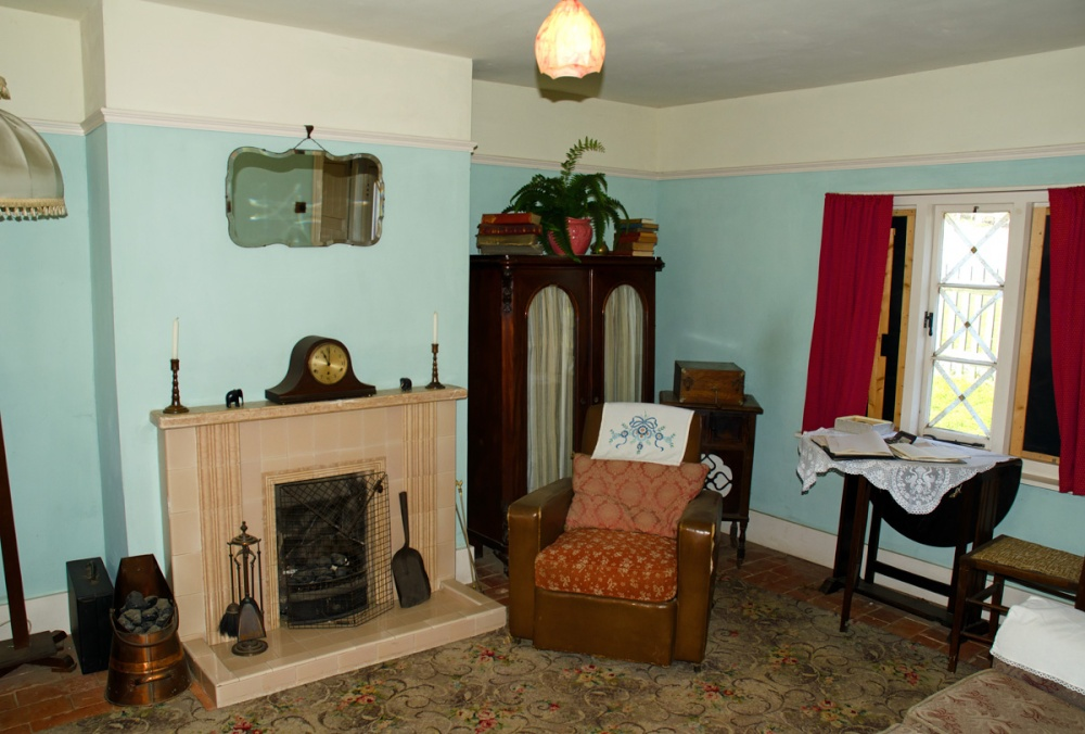 1940 39 s house at the musueum of kent life by andrew marks at - American home decor property ...