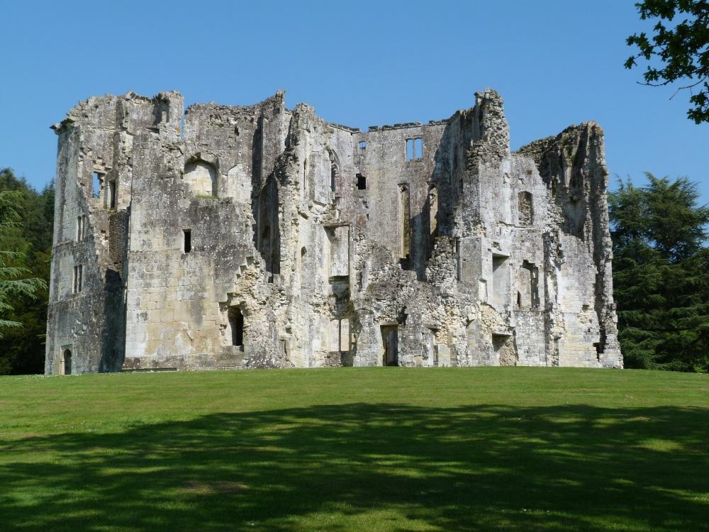 Quot Old Wardour Castle Tisbury Wiltshire Quot By Judij At