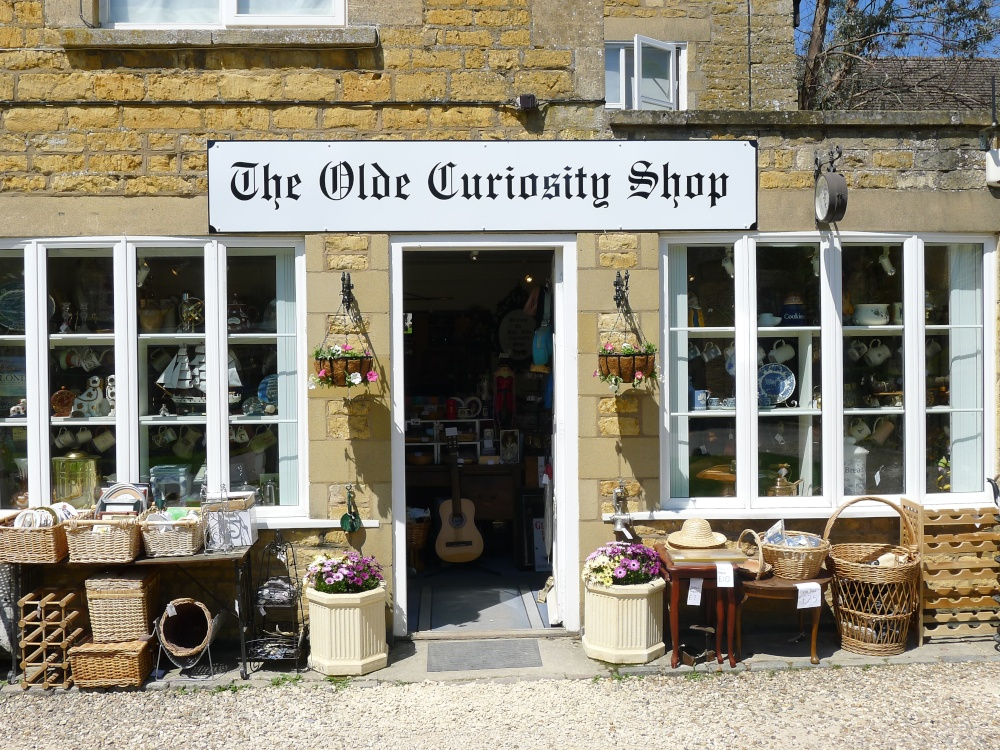 Quot The Olde Curiosity Shop Bourton On The Water Quot By Ken