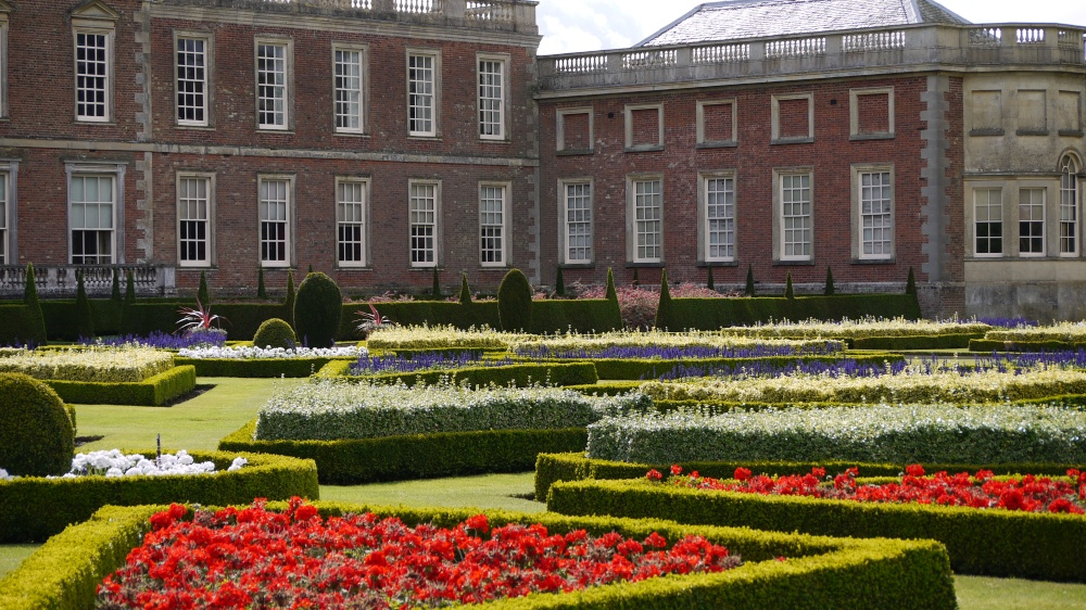Wimpole Hall Gardens