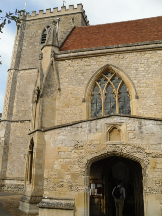 Dorchester-On-Thames, the Abbey