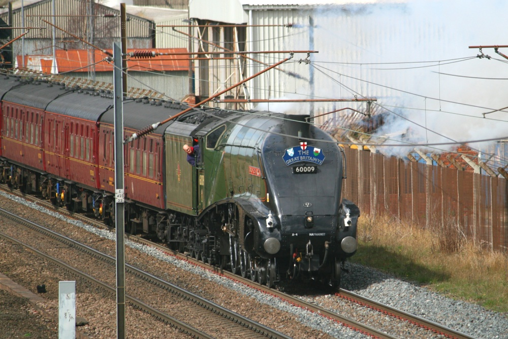A4. 60009, Union Of South Africa.