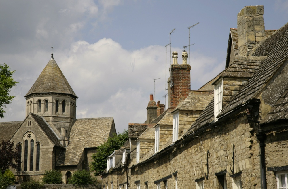 Cottage row, Oundle