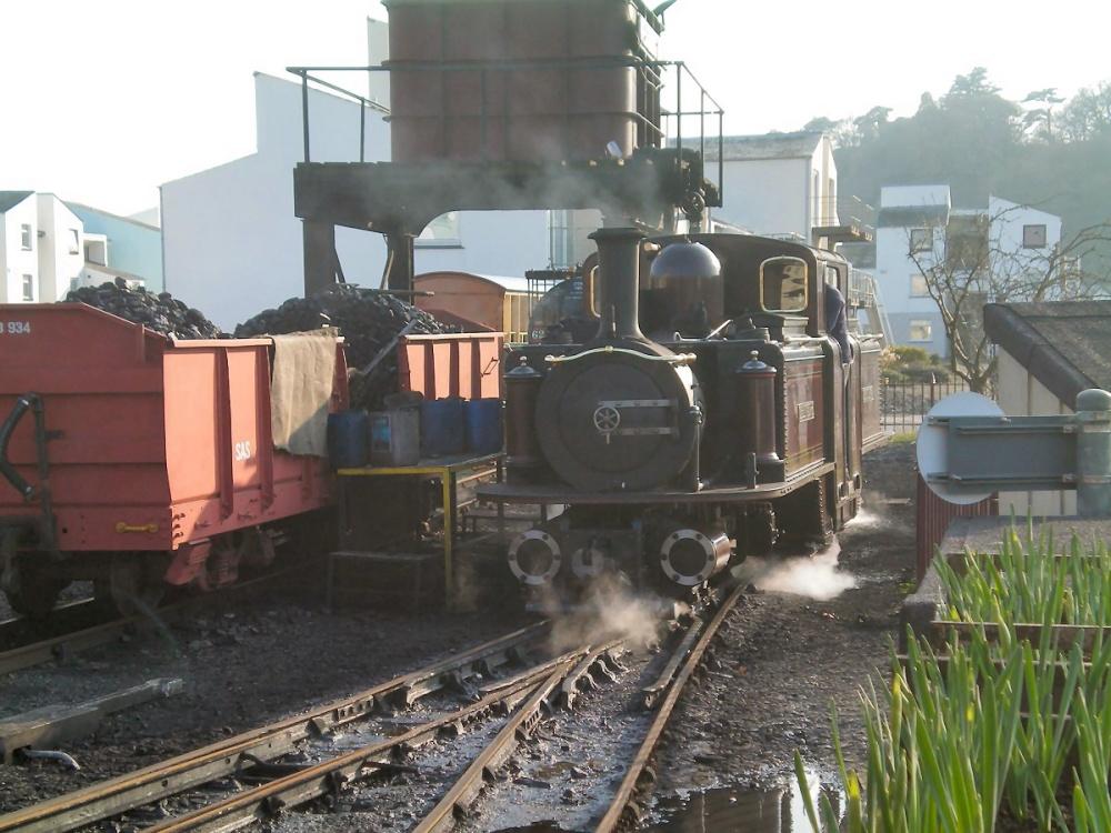 Blaenau Ffestiniog Narrow Gauge Railway, Blaenau Ffestiniog