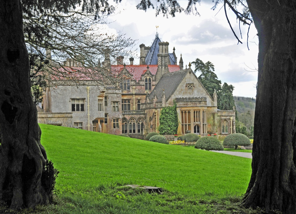 Tyntesfield House