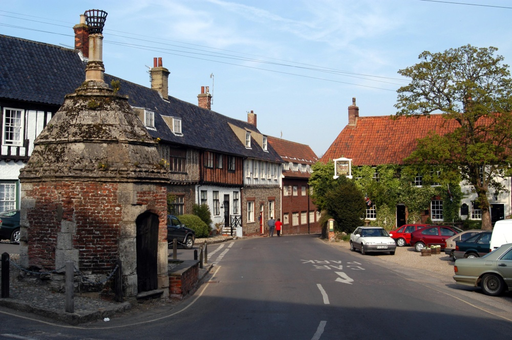 """Old Hunstanton, Norfolk"""" by Paul Johnson at PicturesofEngland.com"""