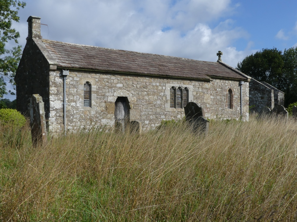 Upper Denton Church, Near Gilsland, Cumbria