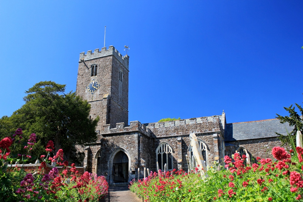 East Budleigh Church