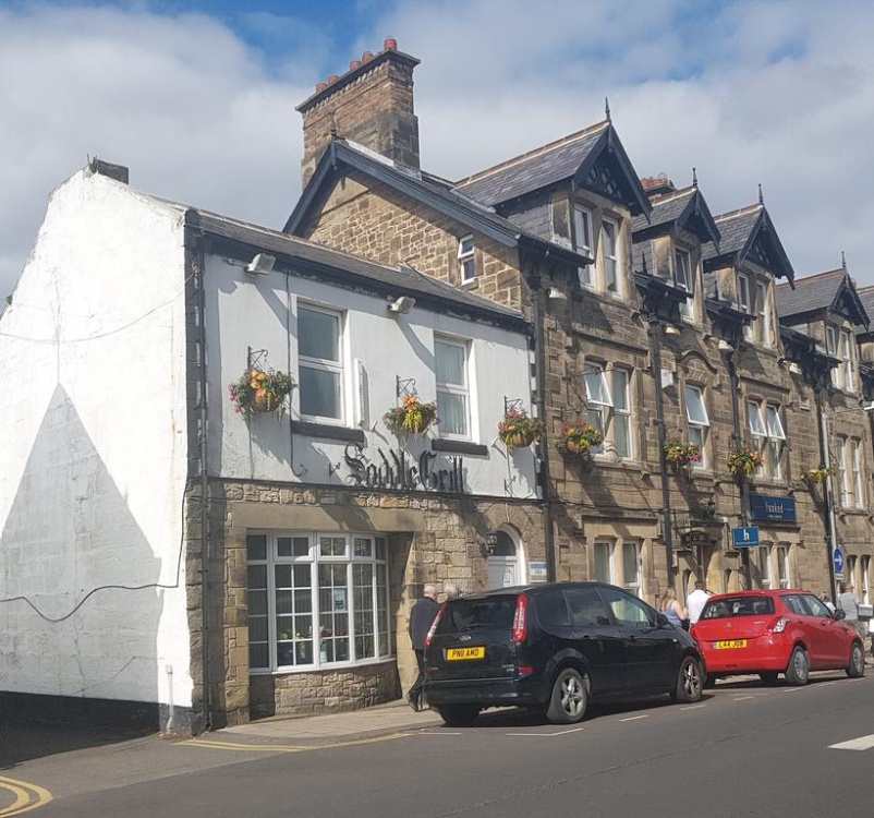 The Saddle Bed & Breakfast in Alnmouth, Northumberland, England