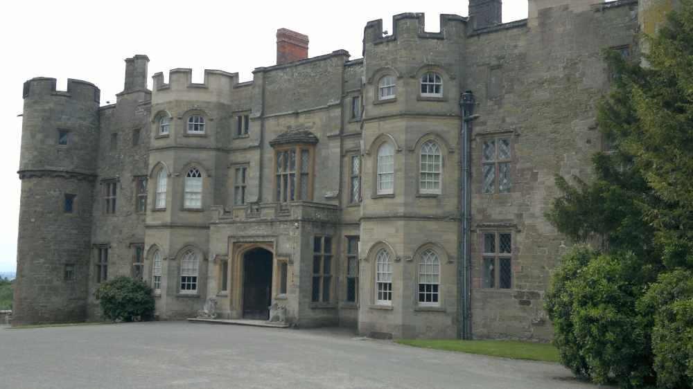 Croft Castle, Herefordshire,