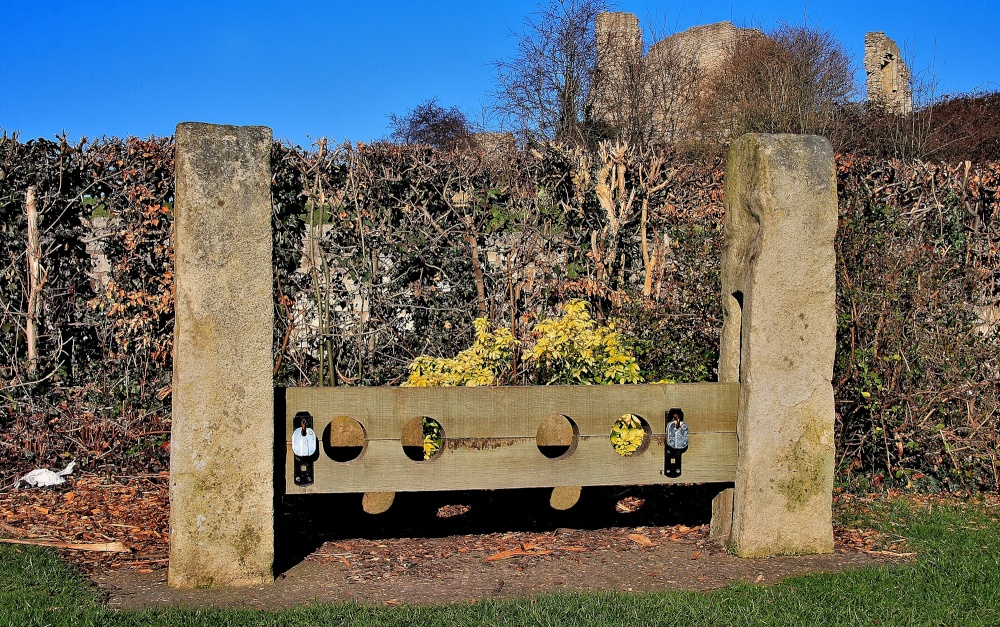 Stocks, Conisbrough, South Yorkshire