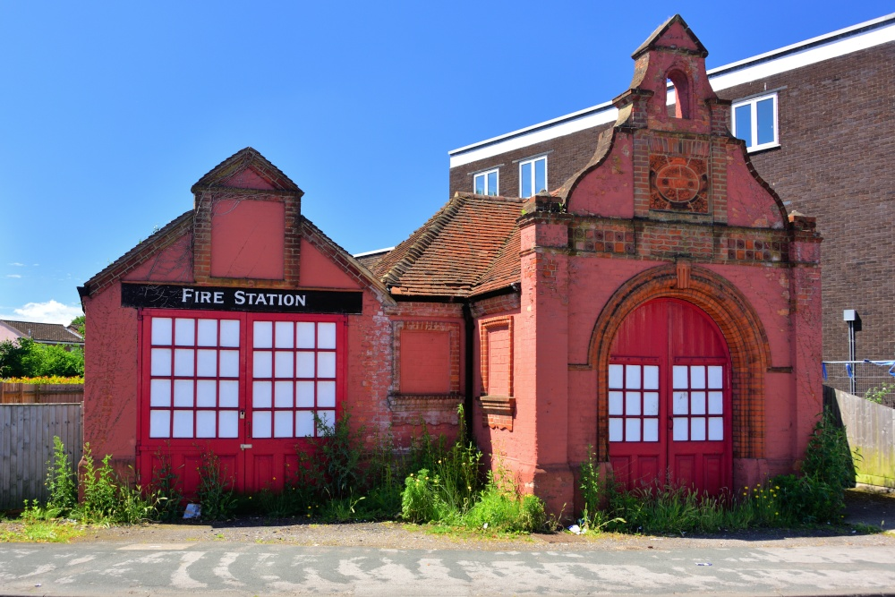 The Old Fire Station at Byfleet in Surrey