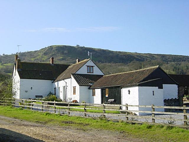 The Hayloft in Barton, Winscombe, Somerset, England