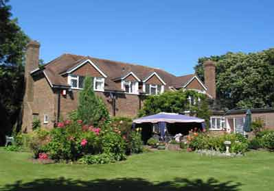 Copsewood House B&B in Hayling Island, England