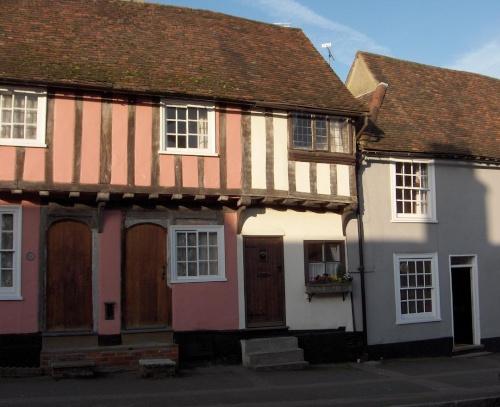 The Cottage in Saffron Walden, Essex, England