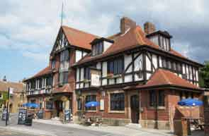 The Ship Inn in Marske By The Sea, Cleveland, England