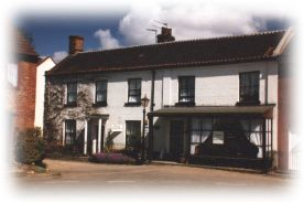 Regency Guest House in Neatishead, Norfolk, England