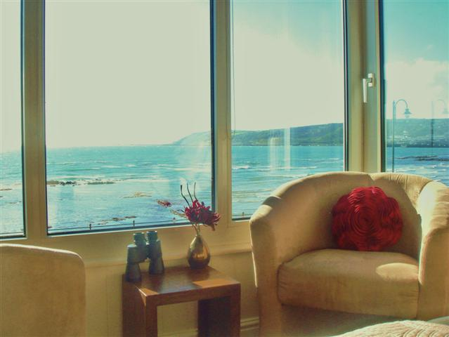 Shoreline Guest House in The Promenade, Penzance, Cornwall, England