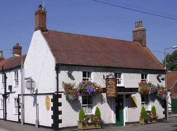 The Thornton Hunt Inn in Thornton Curtis, Lincolnshire, England